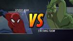 Spider-Man vs Fin Fang Foom USM 01