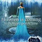 Frozen is Coming to Once Upon a Time