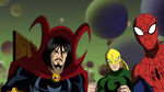 Spiderman - Iron Fist - Doctor Strange -Ultimate Spiderman-