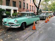 St. James Place cars