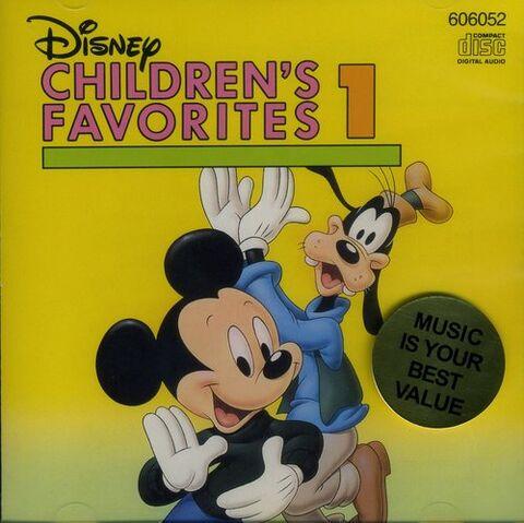 File:Disney children's favorite songs.jpg
