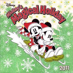 Mickeys magical holiday 2011