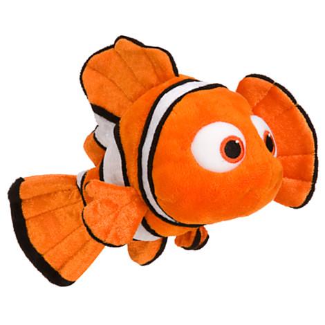 File:Mini Bean Bag Nemo Plush Toy -- 9'' L.jpeg