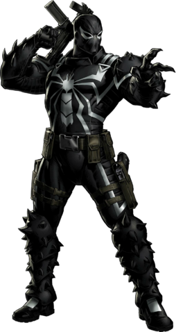 File:Agent Venom Portrait Art.png