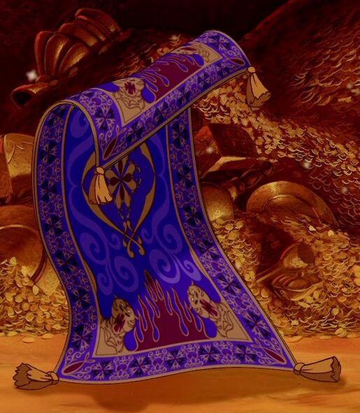 Magic Carpet Disney Wiki Fandom Powered By Wikia