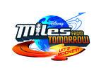 Miles from Tomorrow - Let's Rocket logo