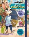 Zootopia Judy Dream Files