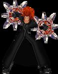 Axel (Action Render) KHII