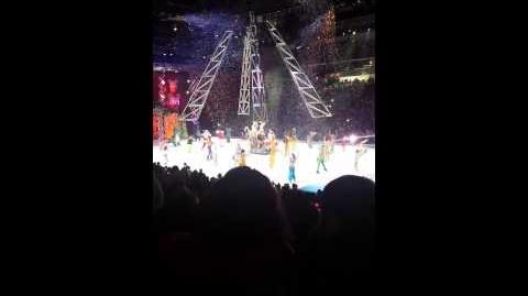 Disney On Ice American Airlines Center