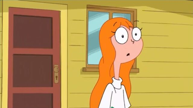 File:Candace's shock at not busting Phineas and Ferb but herself instead.jpg