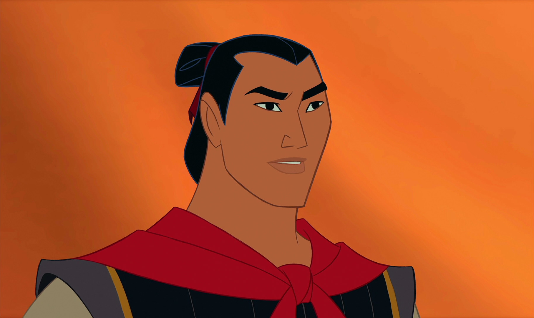 Li Shang Disney Wiki Fandom Powered By Wikia
