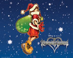 Christmas Sora wallpaper-1000×800