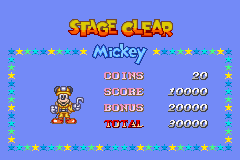 File:Disney's Magical Quest 2 Starring Mickey and Minnie Stage Clear 1.png