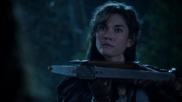 File:Once Upon a Time - 5x18 - Ruby Slippers - Dorothy Crossobow.jpg