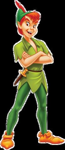 File:Peter Pan Transparent.png