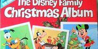 The Disney Family Christmas Album