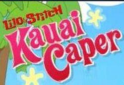 Kauai caper
