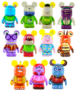 Monsters University Vinylmation