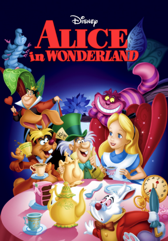 File:Alice in Wonderland - Poster.png