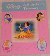 Disney teasury book