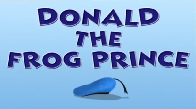 File:Donald the Frog Prince.png