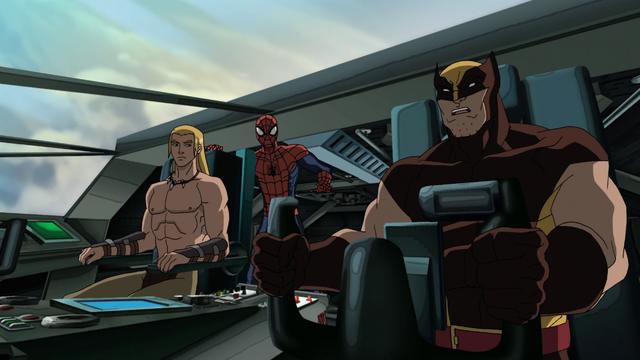 File:Spider-Man Ka-Zar Wolverine 3.png