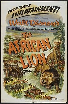 220px-Poster of the movie The African Lion-1-