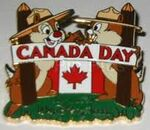 Canada Day Pin 2