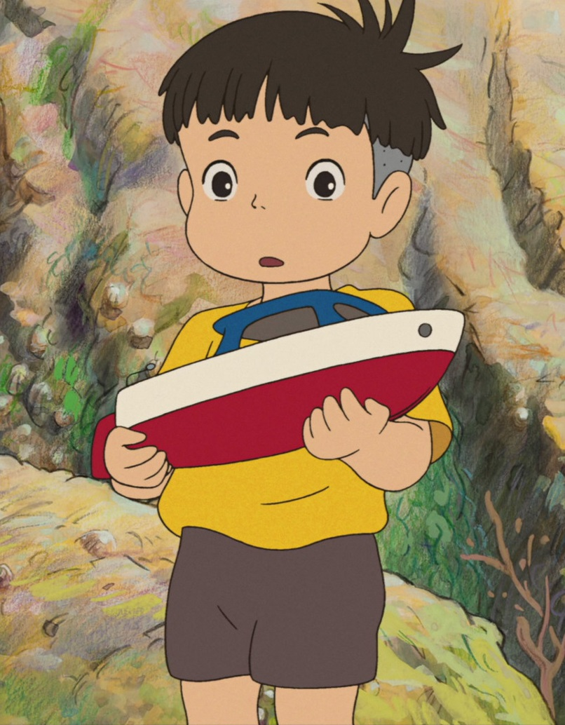 Sosuke Disney Wiki Fandom Powered By Wikia
