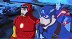 Captain America n Iron Man AUR