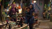 Descendants 2 - Photography - Mal, Evie and Dizzie