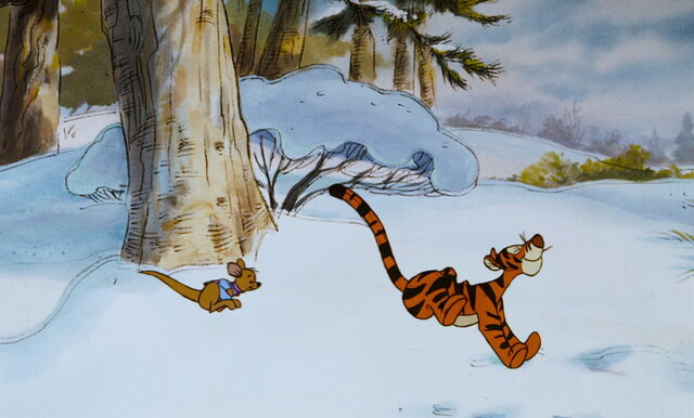 File:Tigger and Roo are both bounceing in the snow.jpg