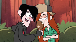 S1e9 robbie and wendy apple