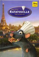 Rataouille disney wonderful world of reading hachette