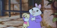 Tagalong Bunny