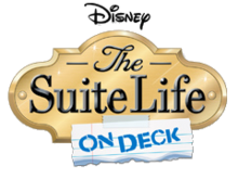 The Suite Life on Deck logo