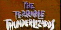 The Terrible ThunderLizards