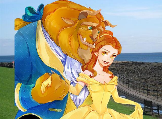 File:Belle and Beast Pictures 31.JPG