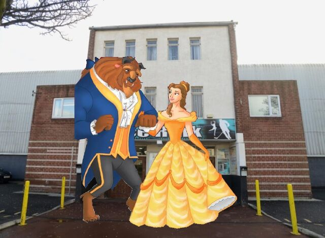 File:Belle and Beast Pictures 41.JPG