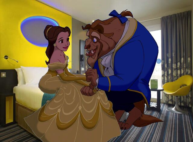 File:Belle and Beast Pictures 06.JPG