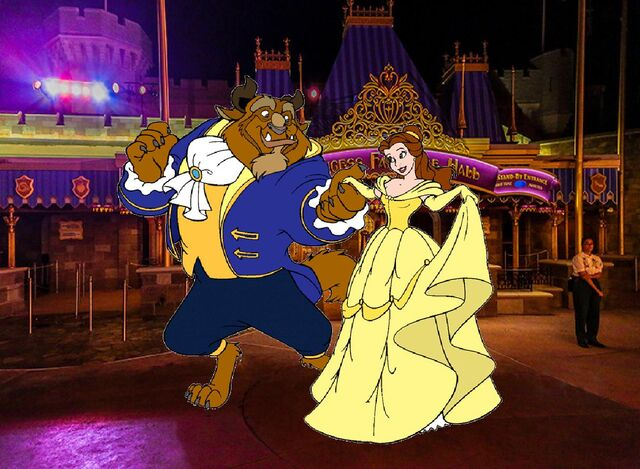File:Belle and Beast goes to Walt Disney World Pictures 05.JPG