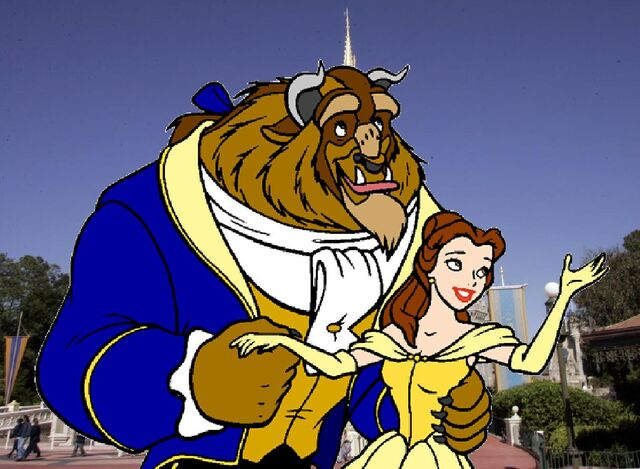 File:Belle and Beast goes to Walt Disney World Pictures 02.JPG