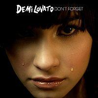 Demi Lovato Don't Forget Single