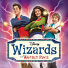 Wizard of waverly place logo