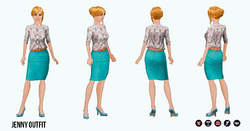PoshProfessional - Jenny Outfit