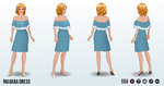 SpringIsComing - Niagara Dress