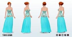 SpringRunway - Tanya Gown