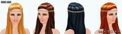 FreeSpiritClothing - Boho Hair