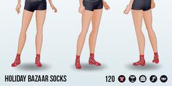 HolidayBazaar - Holiday Bazaar Socks