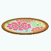 SpringIsComing - Chrysanthemum Rug